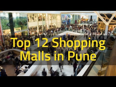Malls in Pune | Shopping Malls in Pune | Best Mall in Pune