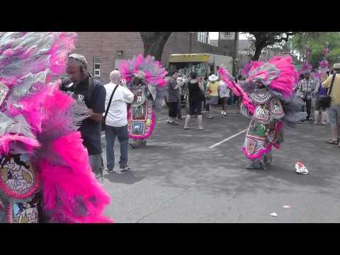Mardi Gras Indians 2012