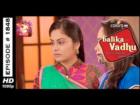 Balika Vadhu - 21st March 2015 - बालिका वधु - Full Episode (HD)