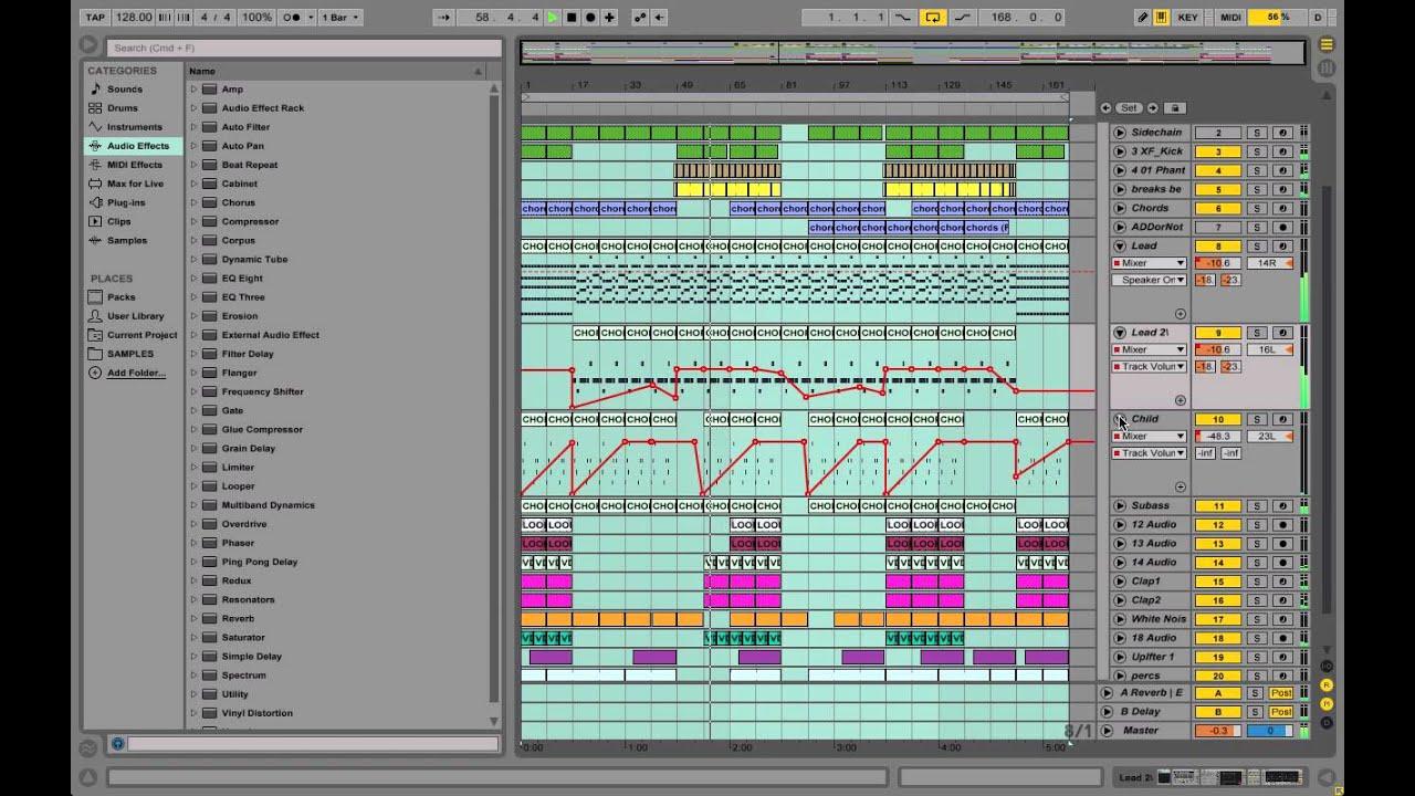 Ableton Live Templateprojectconstruciton Kit Deadmau5 Style