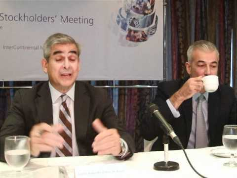 Jaime Augusto and Fernando Zobel on FDI and local investments