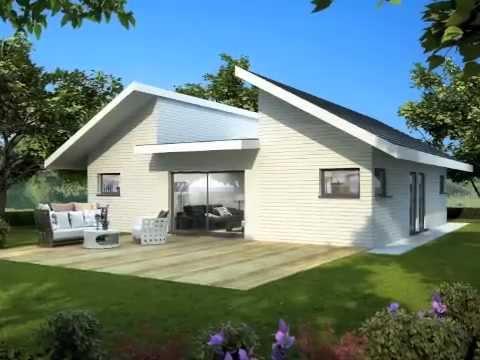 Construction maison bois alsace youtube for Constructeur maison bois alsace