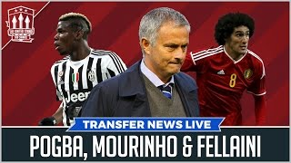 Paul Pogba Man Utd bound | Manchester United Transfer News