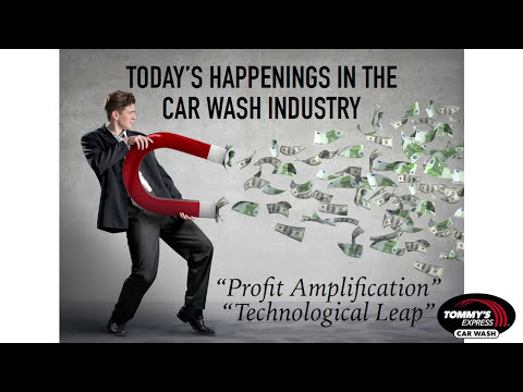 The Fundamentals of Express Car Washing   ICA 2017 Ryan Esse