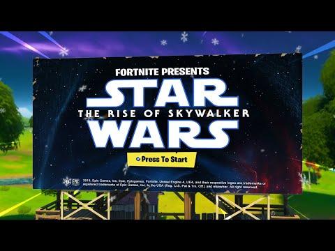*NEW* Star Wars Event Coming Soon! - Fortnite Chapter 2 (Fortnite Battle Royale LIVE)
