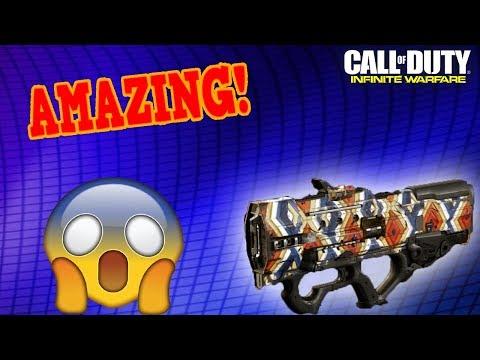 Legendary camo hack + legendary callnig card hack Opening! Infinite warfare contract reward opening