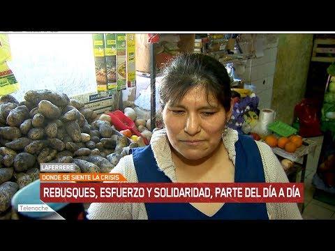 Crisis argentina: ¿En dónde se siente más?