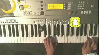 عزف مرحب مرحب ياهلال - حمود الخضرpianistbtool