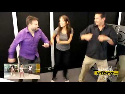 Toño, Karen Y David Bailan Samba