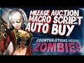 CSNZ: Аукцион - Макро Скрипт + Авто Покупка Бафф Оружие Бесплатно