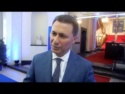 Средба Груевски-Борисов: Ги реафирмирав позииците на ВМРО-ДПМНЕ за договорот