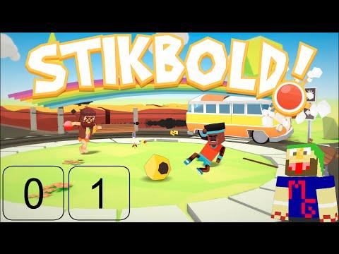 Stikbold! 01 - Friday Night Dodgeball |