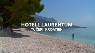 Hotell Laurentum, Tucepi, Kroatien