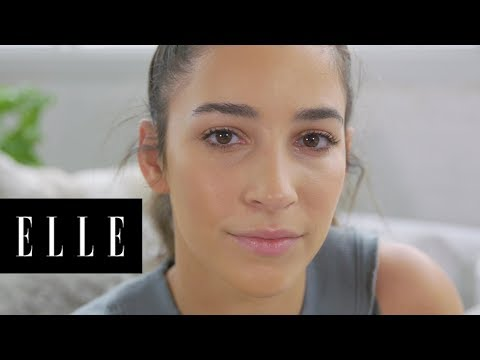 Aly Raisman on Being a Survivor and Knowing How to Negotiate | First Thing With | ELLE