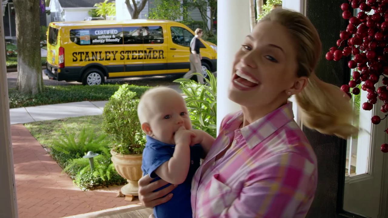 Download Stanley Steemer 2017 TV Campaign