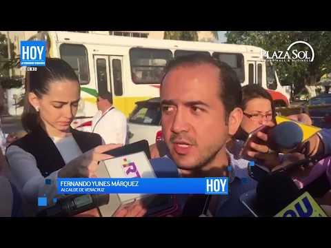 Noticias HOY Veracruz News 08/01/2018