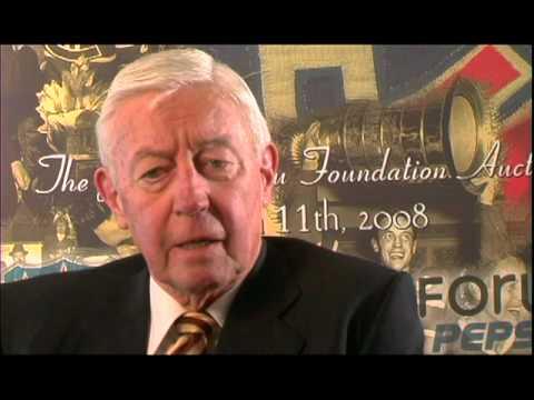 Jean Béliveau interview on Classic Auctions