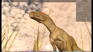 Roblox Dinosaur World Allosaurus Gioco Parte 2