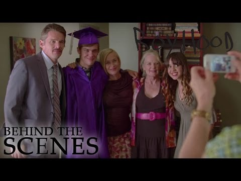 BOYHOOD| Patricia Arquette, Between the Big Moments | Official Behind the Scenes (HD)