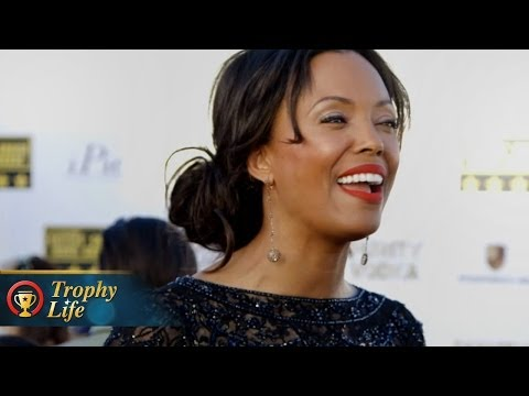Aisha Tyler Talks Hosting Nerves & Spanx- Critics' Choice Movie Awards 2014