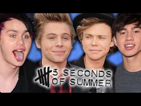 11 Things You Didnt Know About 5 Seconds of Summer