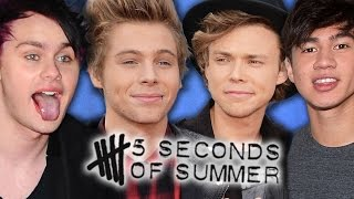 11 Things You Didn't Know About 5 Seconds of Summer