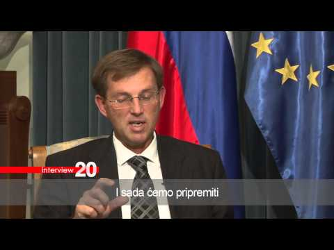 Interview 20 - premijer Republike Slovenije, Miro Cerar TRAILER