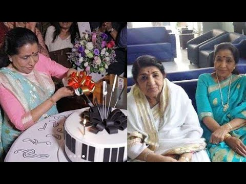 Asha Bhosle celebrates her 86th birthday in Dubai with family and friends Mp3