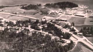 Radioreportage från Plyfa i Hassela tidigt 2000-tal Del 2