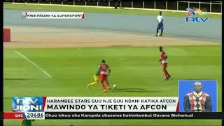 Harambee Stars yazimisha Ethiopia 3-0 mechi ya marudiano uwanjani Kasarani