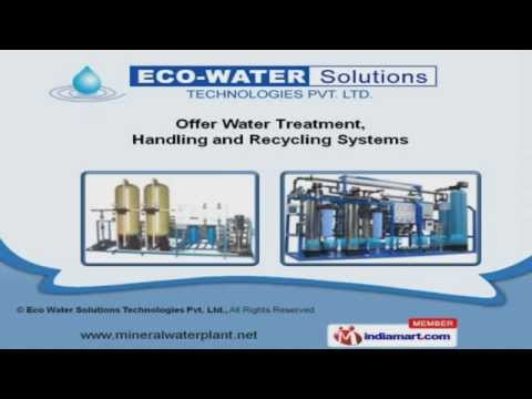 RO Plants by Eco Water Solutions Technologies Private Limited, New Delhi