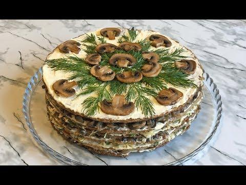 Печеночный Торт с