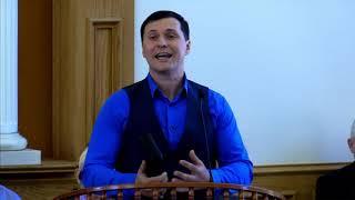 Проповедь - Александр Воронин  - 7/14/19 - Ebenezer Church