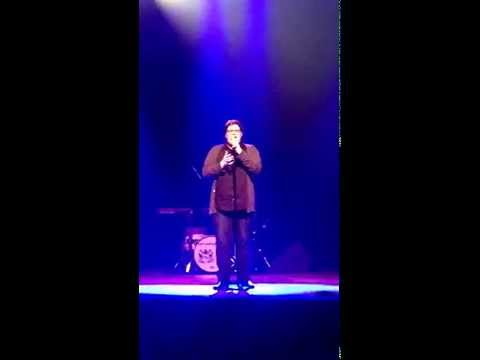 Jordan Smith singing Halo at House of Blues