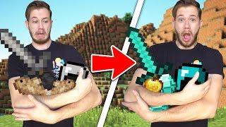 How To Get Rich In Minecraft Hardcore FAST! | Minecraft