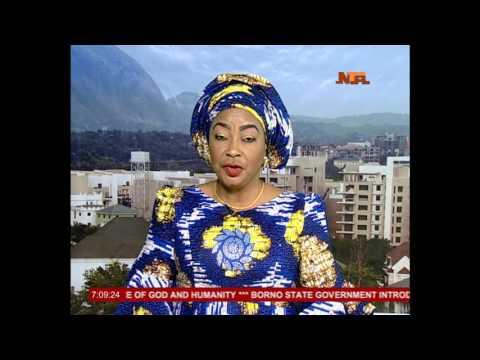 NTA Good Morning Nigeria (Lawyers & Nat'l Development)