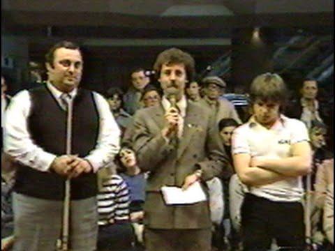 Télé Billard 1984
