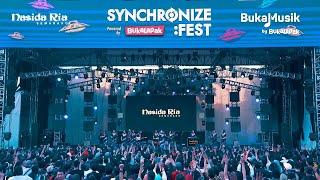Perdamaian - Nasida Ria Synchronize Fest 2018