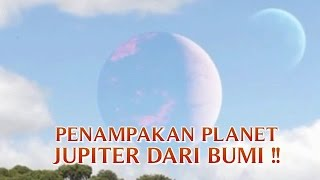 "Video VIDEO ANEH TAPI NYATA ""PENAMPAKAN PLANET JUPITER DARI BUMI"" ANEH TAPI NYATA TERBARU !! download MP3, 3GP, MP4, WEBM, AVI, FLV September 2018"