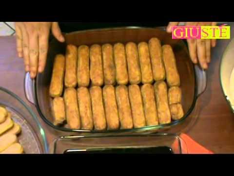 Recette authentique du tiramisu a l 39 italienne youtube - Youtube cuisine italienne ...