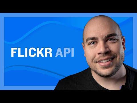 Flickr API, Part 5: Pulling the Image - YouTube