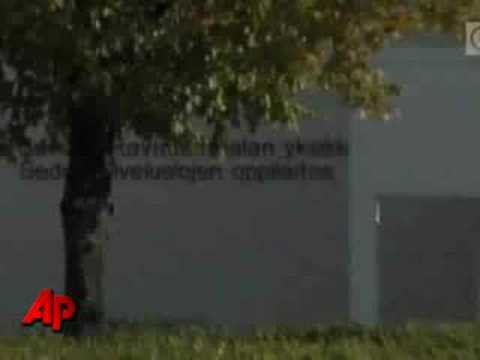 Gunman Opens Fire At Finnish School, 9 Dead
