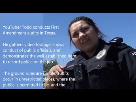 Failure to Identify - Texas Penal Code 38.02 - tested