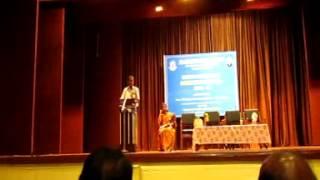 Ramesh Lecture - 1 (Alagappa University)