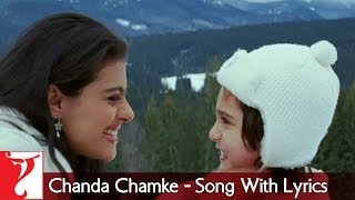 Gambar cover Lyrical: Chanda Chamke Song with Lyrics | Fanaa | Aamir Khan | Kajol | Prasoon Joshi