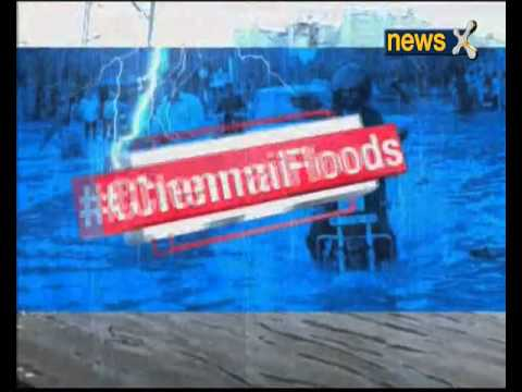 Chennai Floods: They hide behind 'Parliamentary Business'