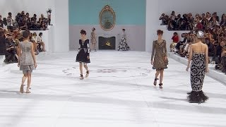 Fall-Winter 2014/15 Haute Couture CHANEL Show