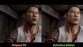 Sleeping Dogs: Definitive Edition (PC) vs Sleeping Dogs (PC)