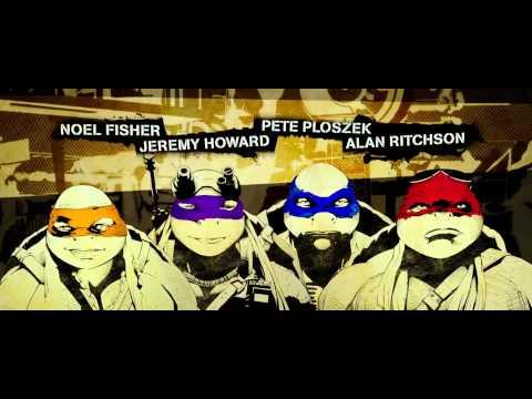 Ninja Turtles 2014 HD Ending Credits - Shell Shock streaming vf