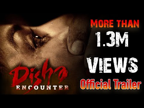 Disha Encounter Official Trailer   Disha Movie   Ram Gopal Varma   #RGVDisha   #LatestMovies